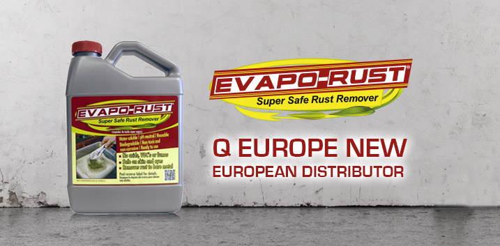 Evapo-Rust Europe exhibit new product at Torque-Expo
